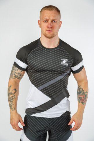 Спортивная футболка Реглан Муж. Hightek