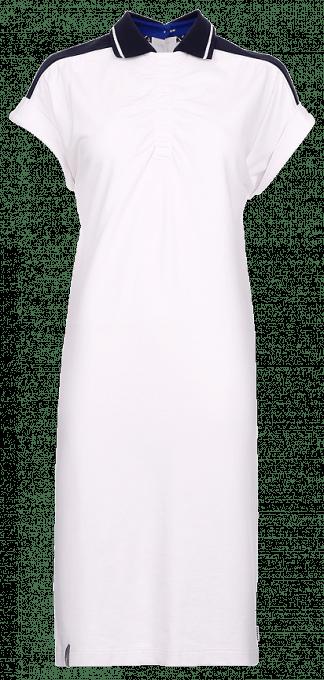 Платье поло женское